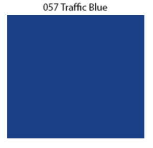 Solid Decal Oracal 651 12 X / Traffic Blue Decal