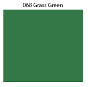 Solid Decal Oracal 651 12 X / Grass Green Decal
