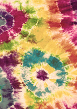"Load image into Gallery viewer, Tie Dye HTV Vintage Pattern HTV 12'"" X 17"" Sheet TieDieVintage1HTV"