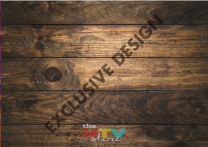 Old Wood Photo Htv 12 X 17