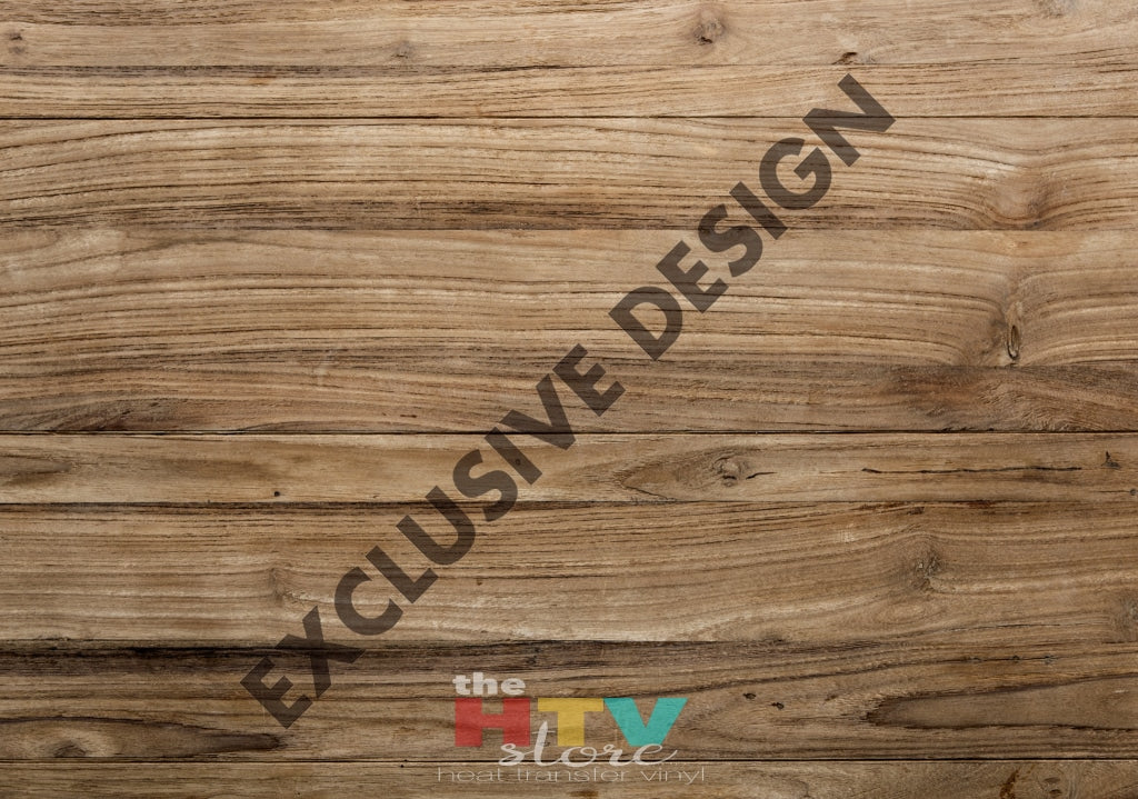Wood Light Brown Photo Htv 12 X 17 Itv