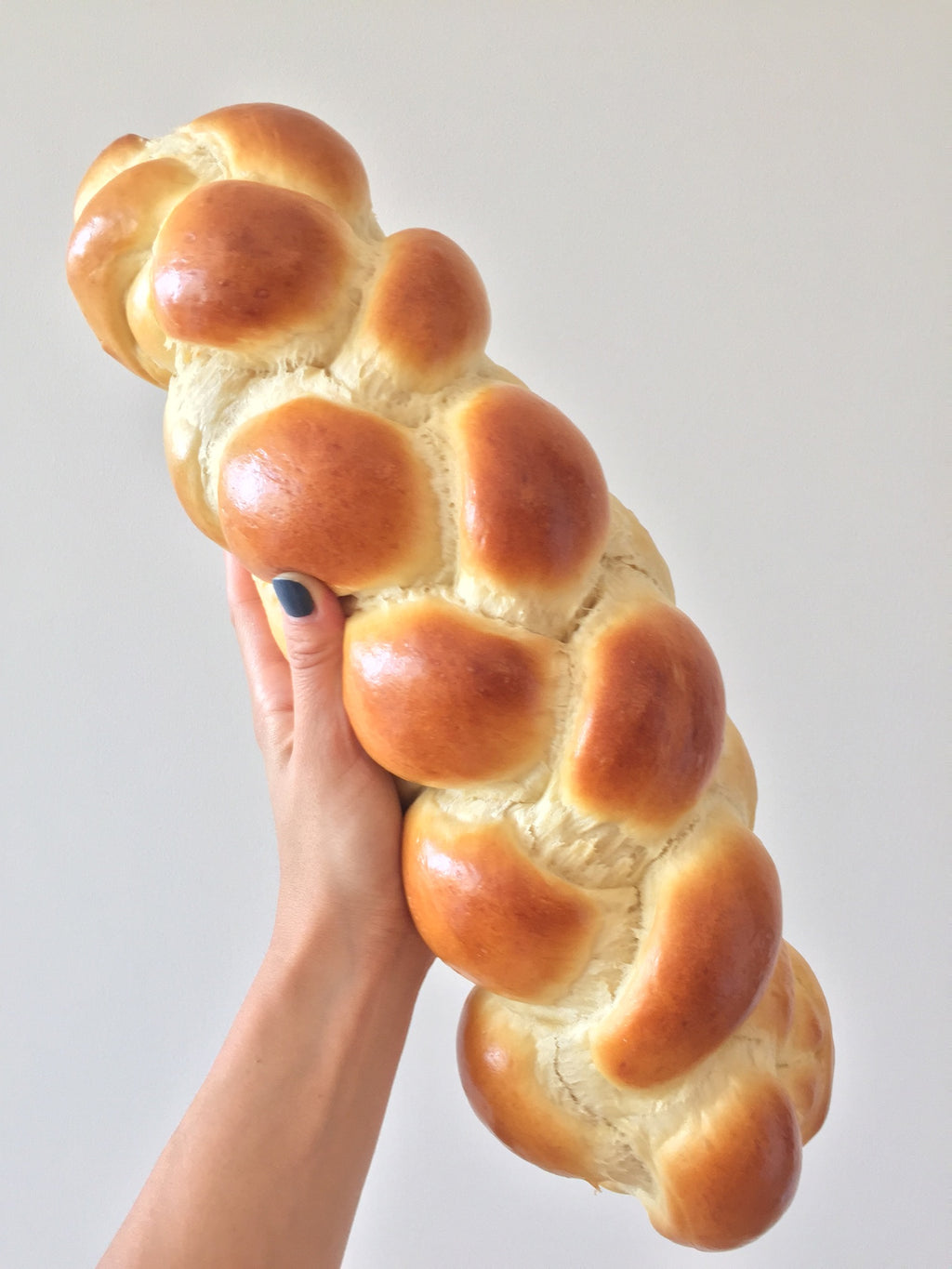 Vegan Plain Challah
