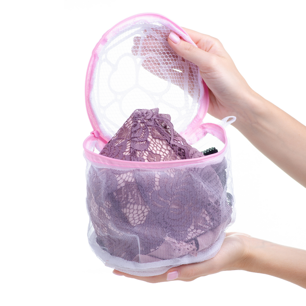Sustainable Clothing Tip - Use a Delicates Bag