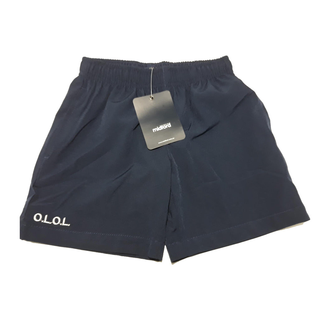 Our Lady of Lourdes Sports Shorts