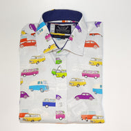 Thompson & Richards Campervan L/S Shirt