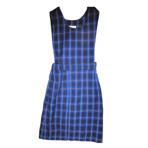 St Patrick's Lochinvar Winter Pinafore