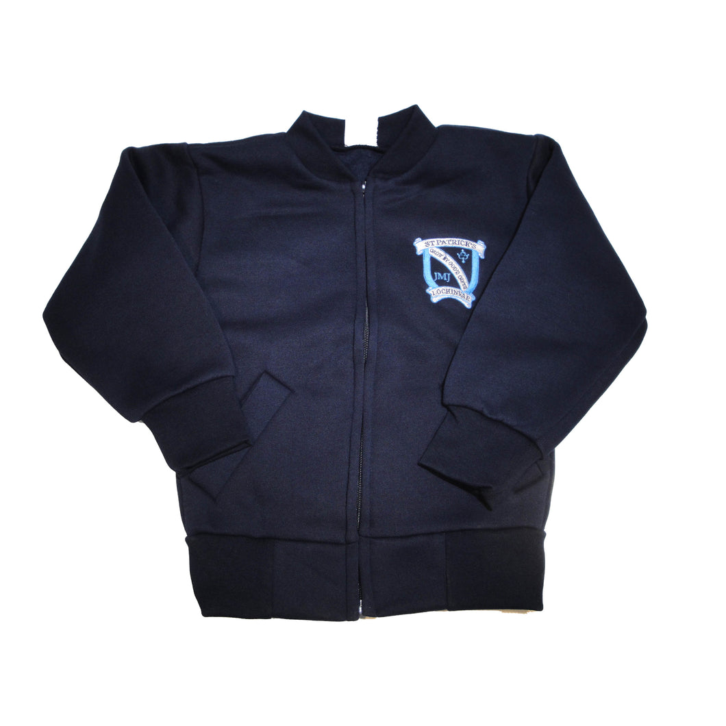 St Patrick's Lochinvar Zip Fleece Jacket
