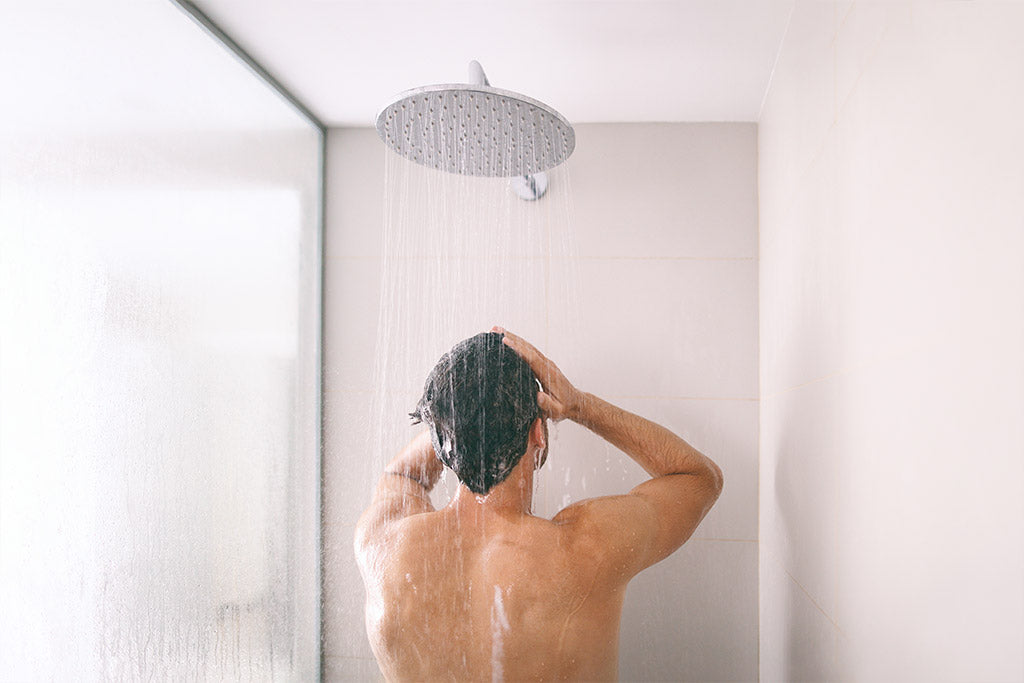 Take A Warm Shower Before Bed
