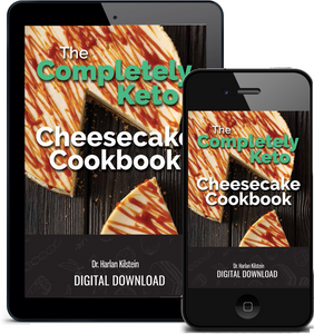 Speed Keto™ Cheesecake Cookbook - Digital Edition