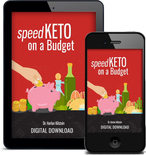 Speed Keto™ on a Budget Digital Edition