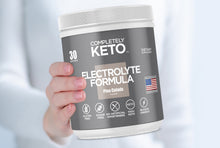 Load image into Gallery viewer, 3 Tubs of Completely Keto™ Electrolytes Formula (Pina Colada)