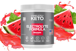 1 Tub of Completely Keto™ Electrolytes Formula (Watermelon)