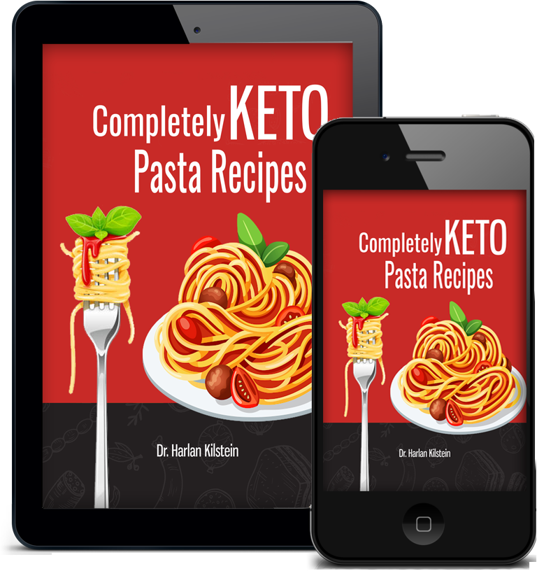 Completely Keto Pasta Recipes - Digital Edition