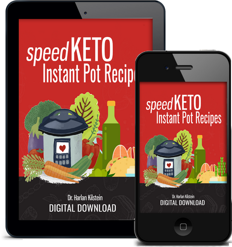 Speed Keto™ Instant Pot Recipes - Digital Edition