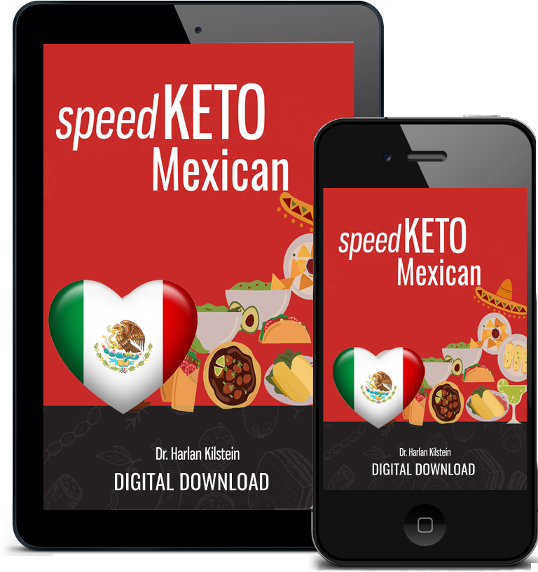 Speed Keto™ Mexican - Digital Edition