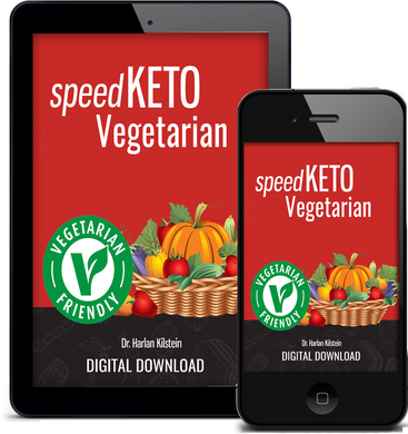 Speed Keto Vegetarian™ - Digital Edition