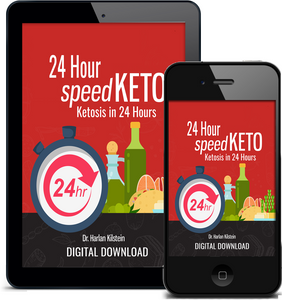 Speed Keto™ Ketosis in 24 Hours - Digital Edition