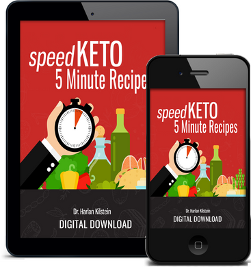 Speed Keto™ 5 Minute Keto - Digital Edition