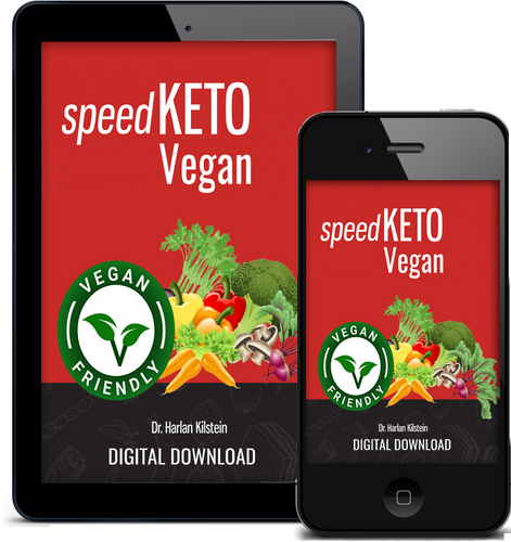 Speed Keto Vegan™ - Digital Edition