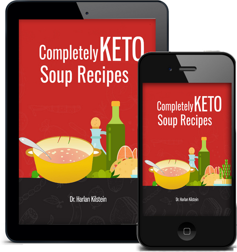 Completely Keto Soups - Digital Edition
