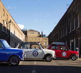 Classic Mini Cooper Gin Experience 2 Hours: Private - for 3