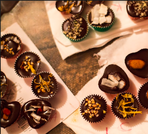 Raw Chocolate Making Workshop : For One