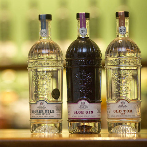 PRIVATE Ginsanity: The History Of Gin Walking Tour: For Six
