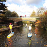 Learn to Paddleboard through London: For One