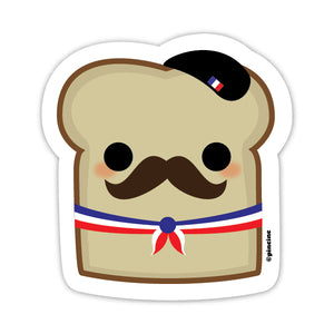 French Toast Sticker