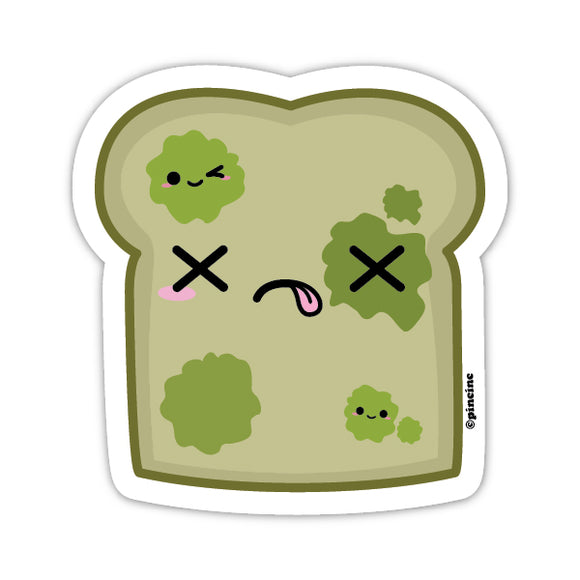 Mouldy Bread Sticker