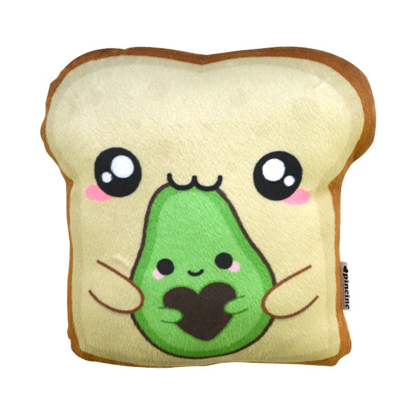 Avocado on Toast Plushie