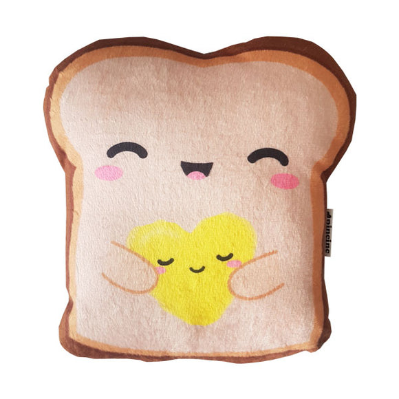 Buttered Toast Plushie