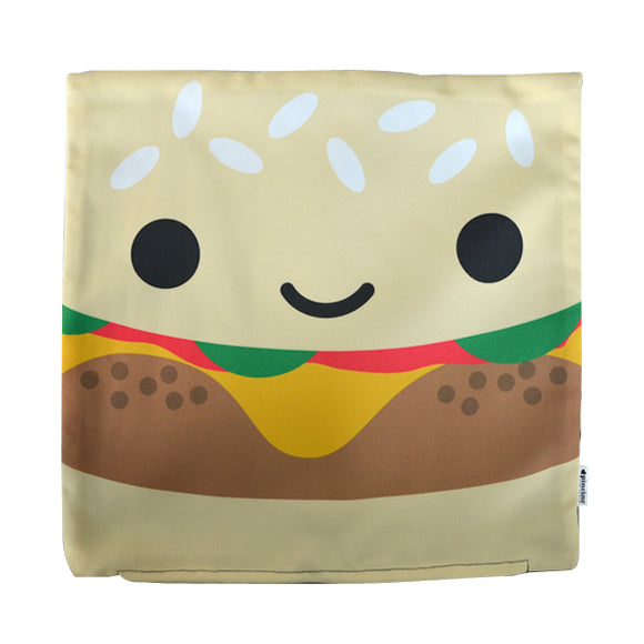 Cheeseburger Cushion Cover