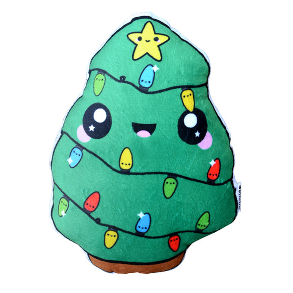 Limited Edition Christmas Tree Plushie