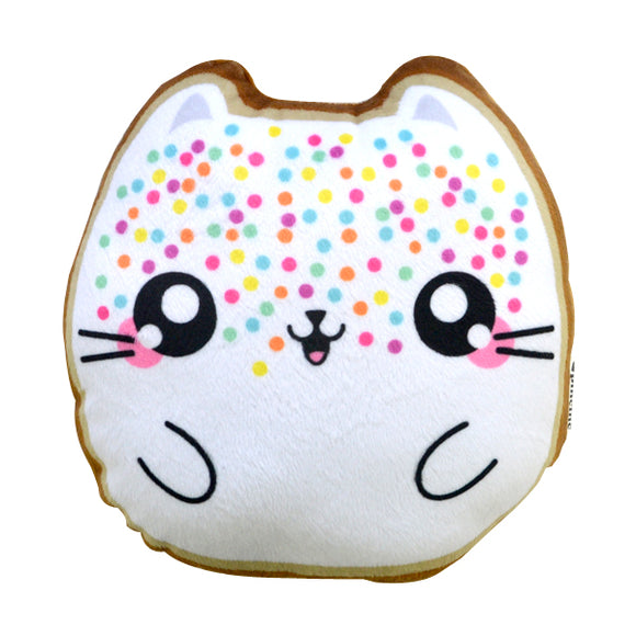 Fairy Bread Cat Plushie