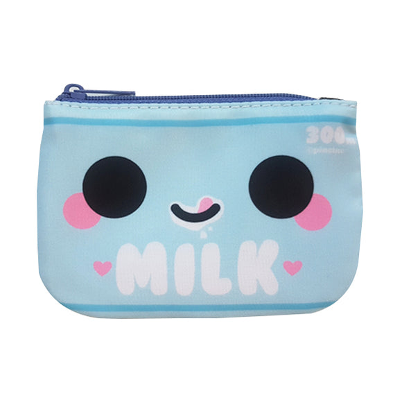 Milk & Cookie Coin Purse