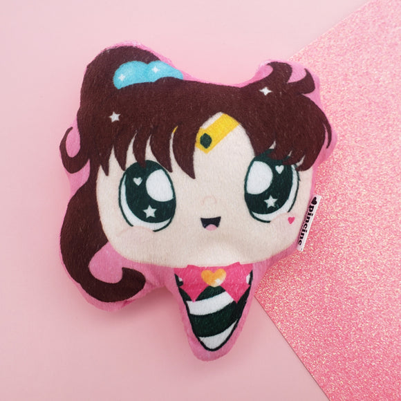 Kawaii Cute Sailor Jupiter (Sailor Moon) Plushie