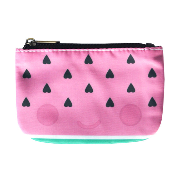 Watermelon & Icecream Coin Purse