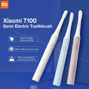 T100 supersonic electric smart toothbrush