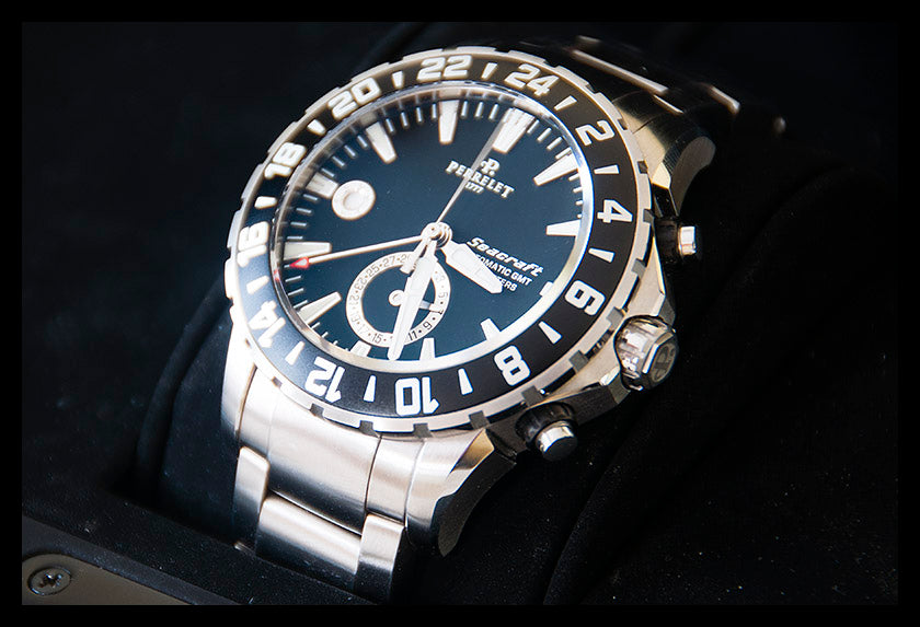 Perrelet Seacraft GMT (A1055) Review – The Best Travel Watch You've Never Heard Of