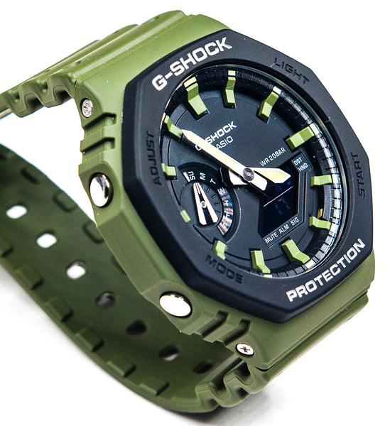 Does the Casioak Live up to the Hype? Casio G-Shock GA2110SU-3A Review