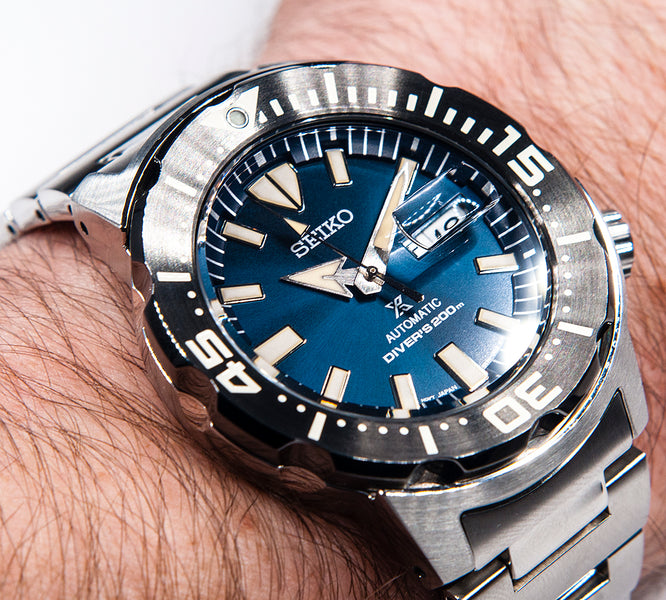 The Seiko (SRPD25) Fourth Gen Monster: A Cult Classic Receives Some Upgrades
