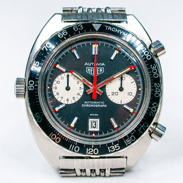 "Long Term Review: The Heuer Autavia ""Viceroy"" (1163V) - Feel Like a 70s Racer!"