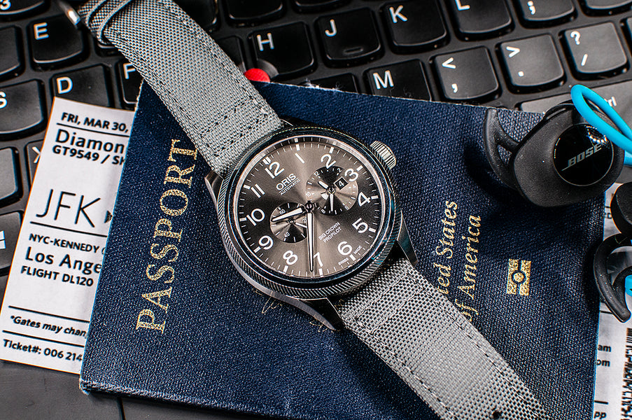 Oris Big Crown Propilot Worldtimer Watch Review (01 690 7735 4063-07 1 22 72FC)