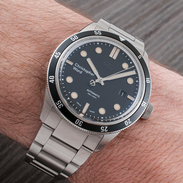 Christopher Ward C65 Trident Automatic Watch Review (C65-41ADA1)