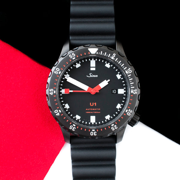 Why the Sinn U1 S Is the Best Diving Watch Available. Trust Me, I'm an Expert.