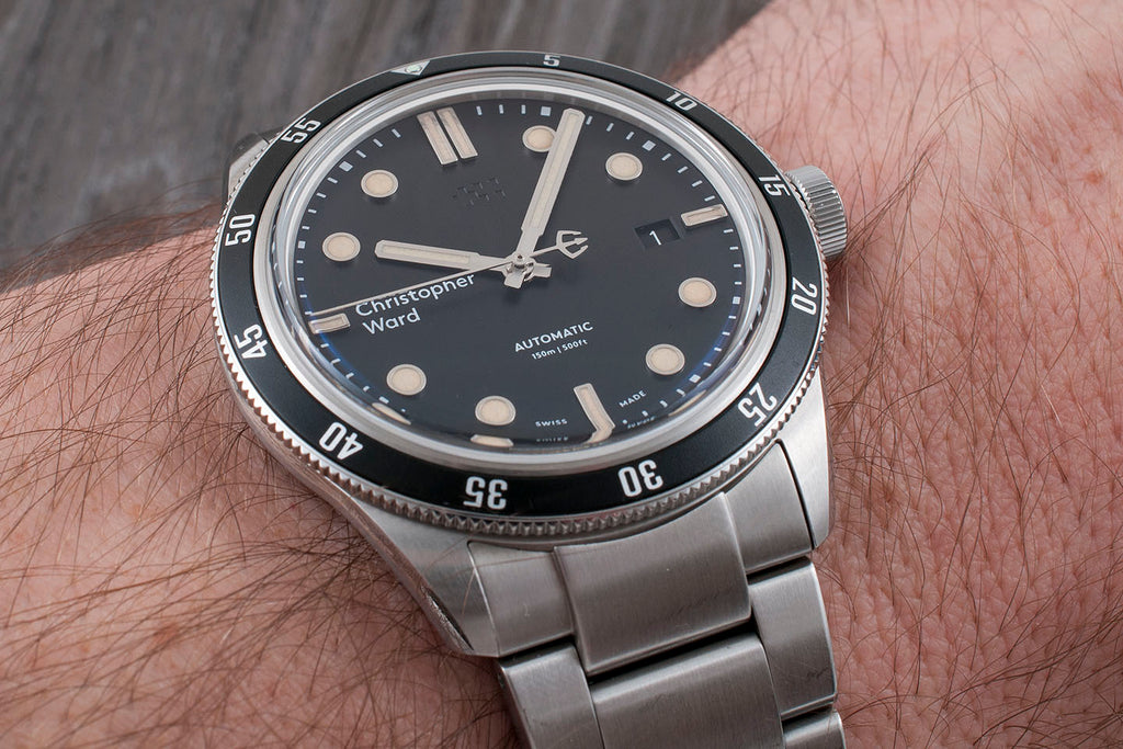 Christopher Ward C65 Trident Automatic Watch