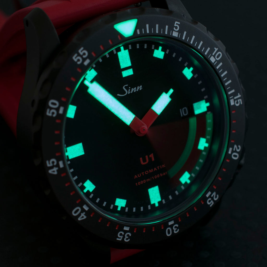 Sinn U1 S Watch Review