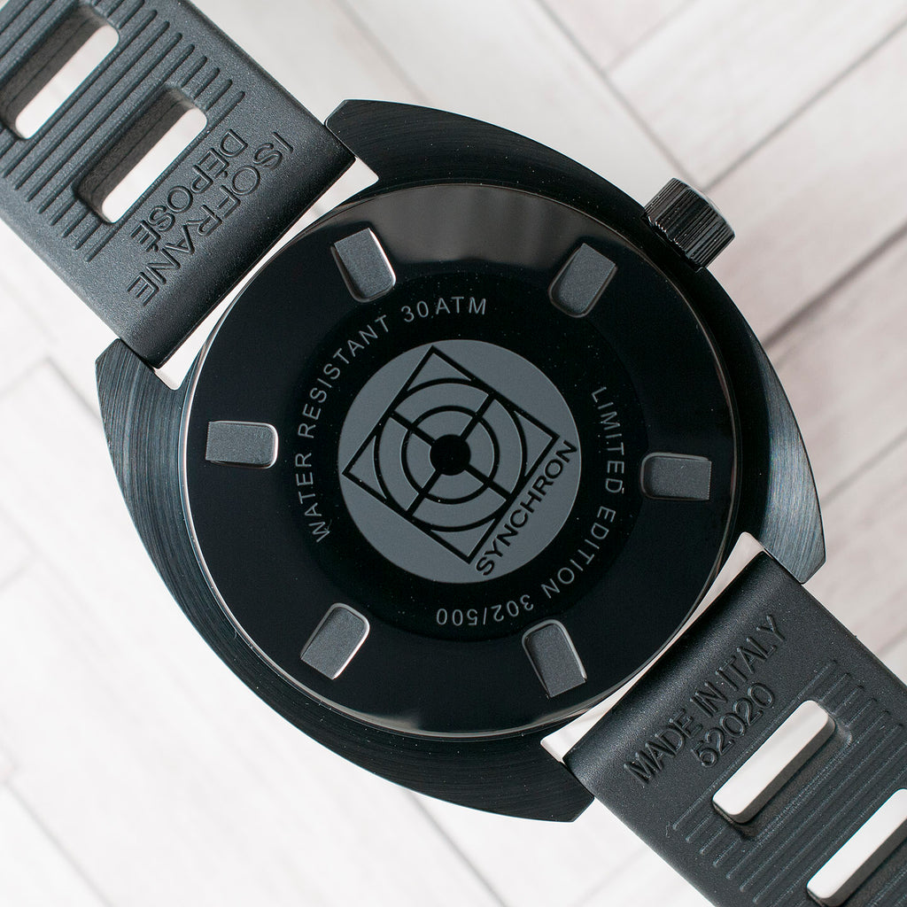 Synchron Military Doxa Army Watch Review