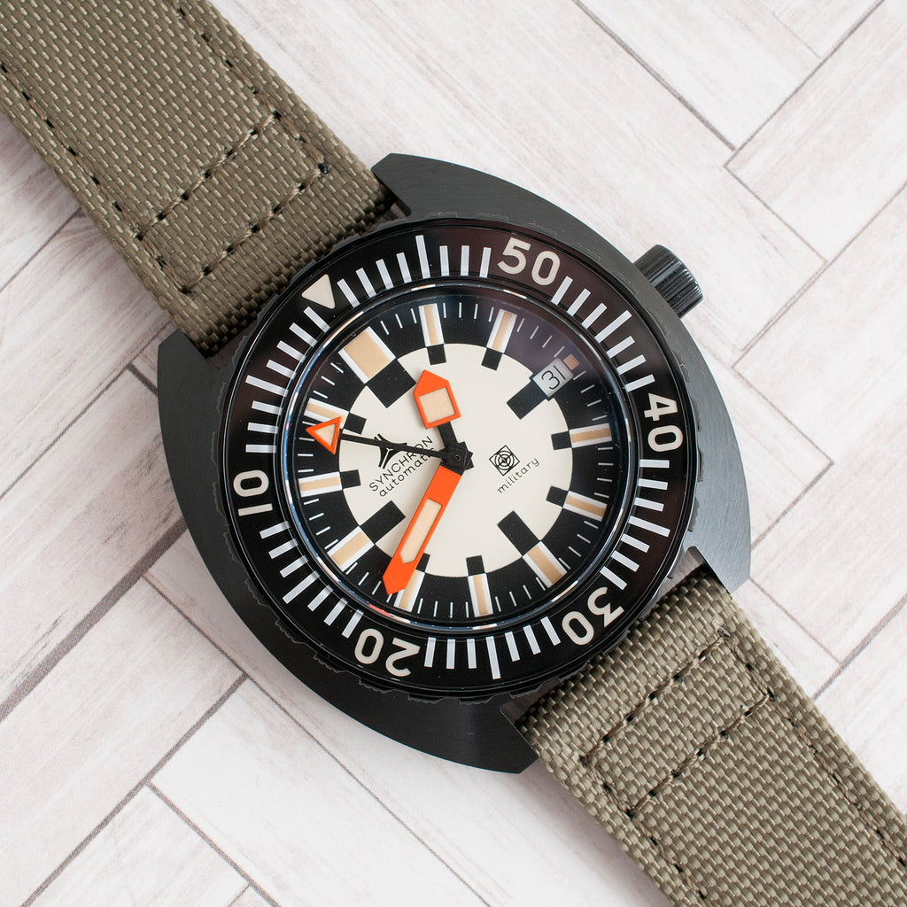 Synchron Military Watch Review